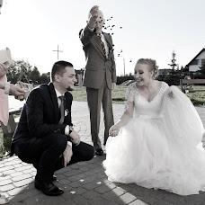 Wedding photographer Darek Majewski (majew). Photo of 05.05.2018