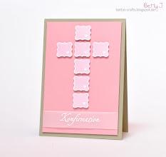 Photo: http://bettys-crafts.blogspot.de/2014/04/konfirmation.html