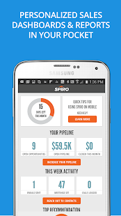 Spiro Personal Sales Assistant- screenshot thumbnail