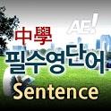 AE 중학필수영단어_Sentence icon