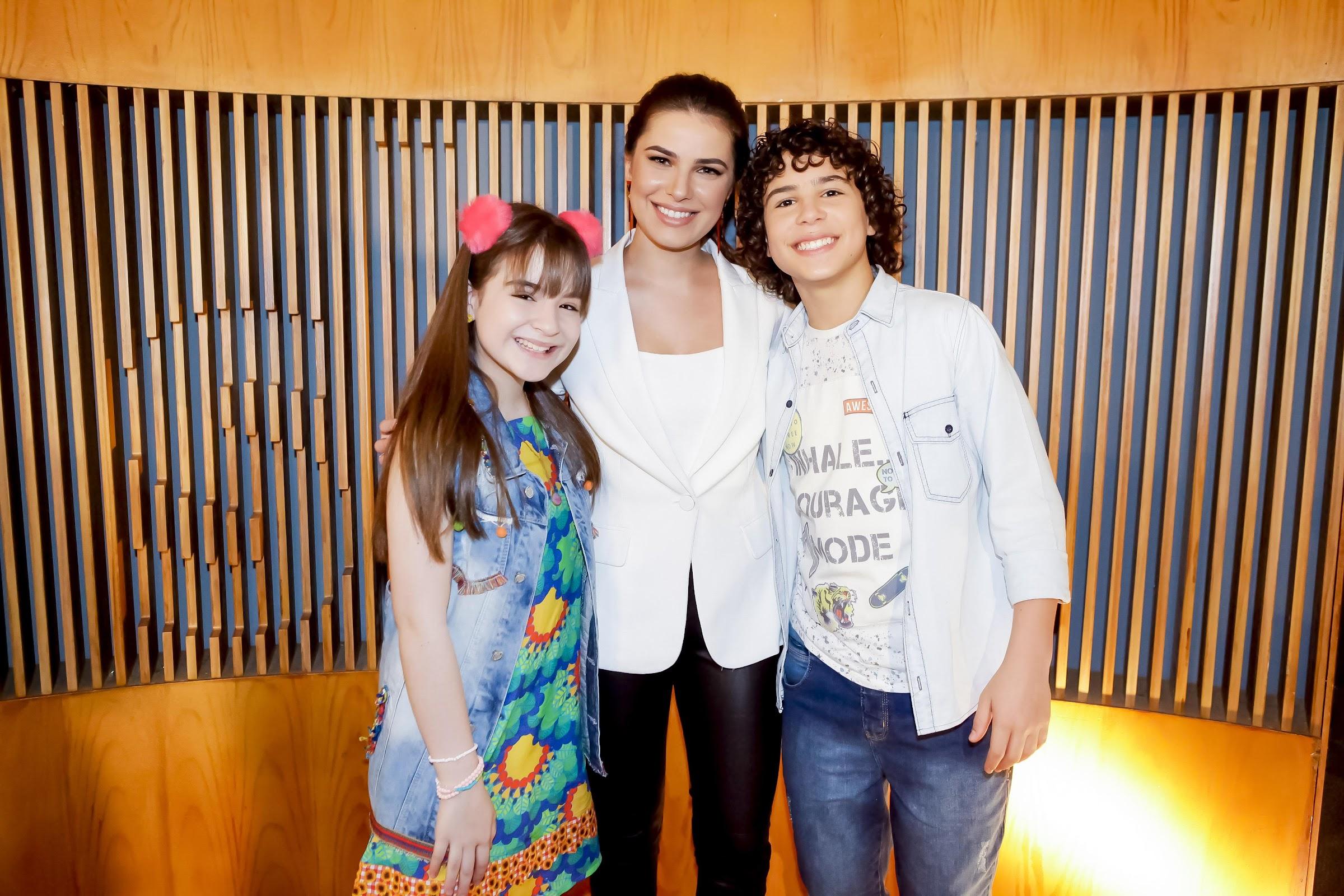 Thaís Melchior estreia em 'As Aventuras de Poliana', como a nova Luísa, a partir do dia 26
