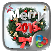 Merry Christmas 2016 GO Theme
