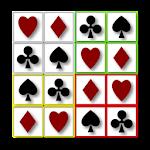 Four Symbols Icon