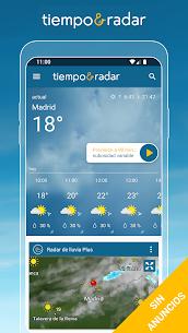 Tiempo & Radar Pro – previsión y alertas 1