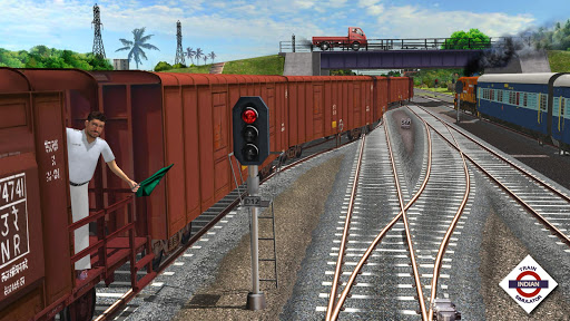 Indian Train Simulator  screenshots 20