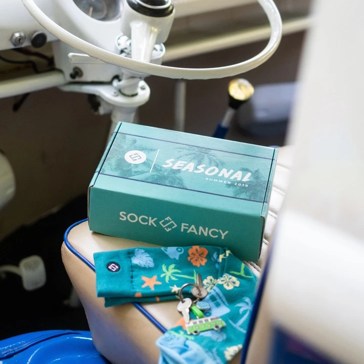 best sock fancy for girls: Seasonal Box: Summer 19