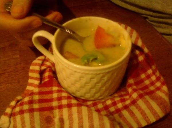 Vegan Acorn Squash & Pumpkin Vichyssoise (gfcf) Recipe