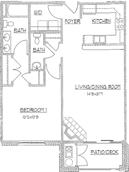 Go to The  Honeysuckle Floorplan page.