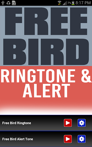 Free Bird Intro Ringtone