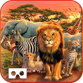 Safari Tours aventuras VR 4D