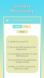 Screen Mirroring : Connect Mobile Screen with TV - náhled