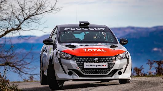 La Peugeot Rally Cup Ibérica regresa a finales de Agosto