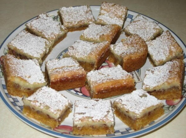 Chess Squares Recipe