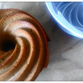 Coffee Caramel Swirl Cake
