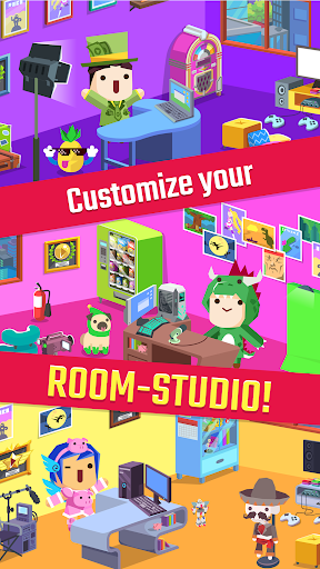 Vlogger Go Viral - Tuber Game screenshots 6