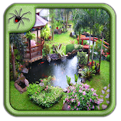Backyard Water Garden Design