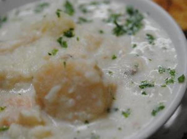 Mom Mom's Seafood Chowder Recipe