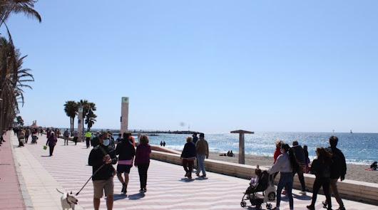 La incidencia sigue en aumento: así está la tasa en los 103 pueblos de Almería