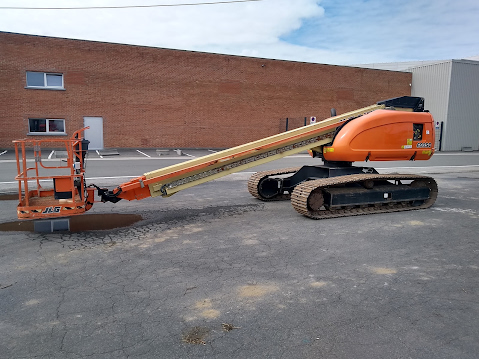 Picture of a JLG 600SC