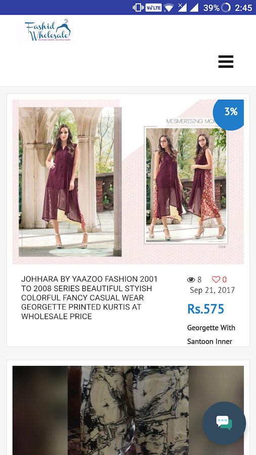 Fashid Wholesale- screenshot