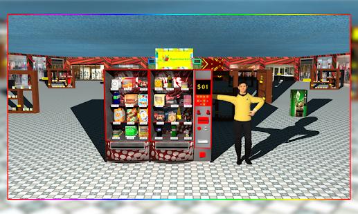 Vending Machine - náhled