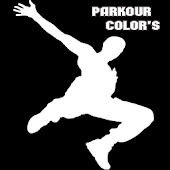Parkour Color 3D Паркур