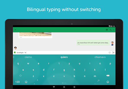 SwiftKey Keyboard + Emoji 5.3.4.67 screenshot 26305