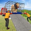 Farm Animal Truck Transport Simulator icon
