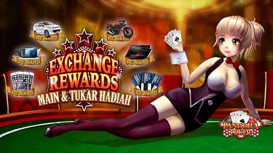 Pandora Poker - Tukar Hadiah screenshot