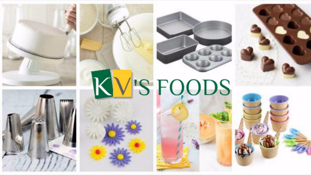 KV's FOODS - Baker's Supermarket and Food Decor Store