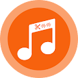 cut music, cut ringtone icon
