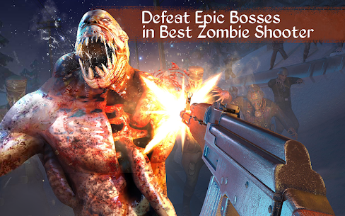 Zombie Call: Trigger 3D First Person Shooter Game 1.80.0 Mod APK Latest Version 3