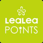 LeaLea Points - ハワイで貯めてすぐ使える!