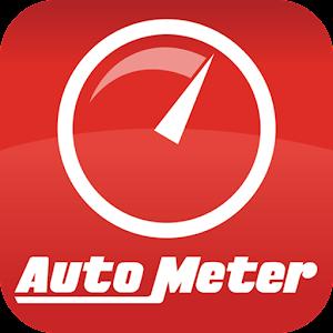 autometer logo. cover art autometer logo e