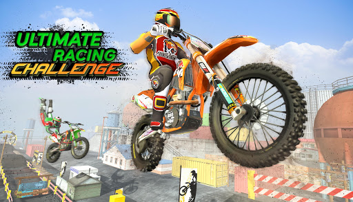 Télécharger Moto Bike Racing Stunt Master- New Bike Games 2020 apk mod screenshots 5