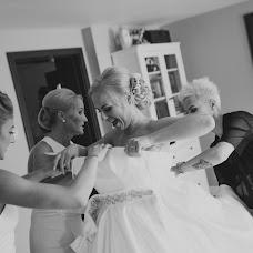 Wedding photographer Oktawia Guzy (malaszewska). Photo of 09.01.2017