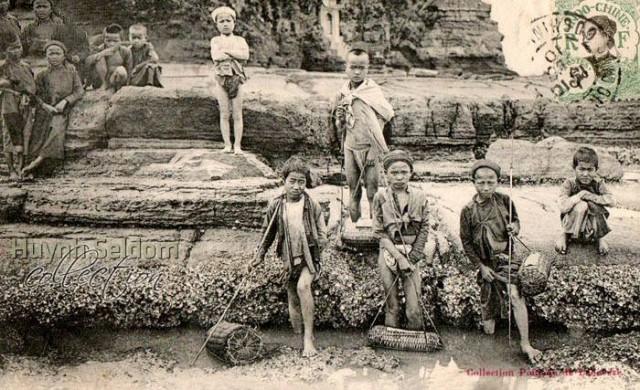 19 bức ảnh về cuộc sống Việt Nam cách đây 100 năm - ảnh 6