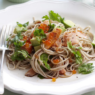 Smoked Salmon With Noodles Recipes
