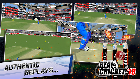 Real Cricket™ 18 (Unreleased)- screenshot thumbnail