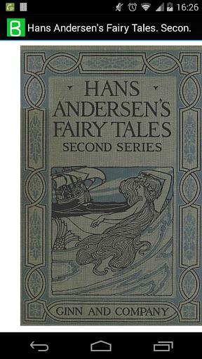 Hans Andersen's Fairy Tales 2