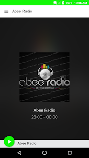 Abee Radio- screenshot thumbnail