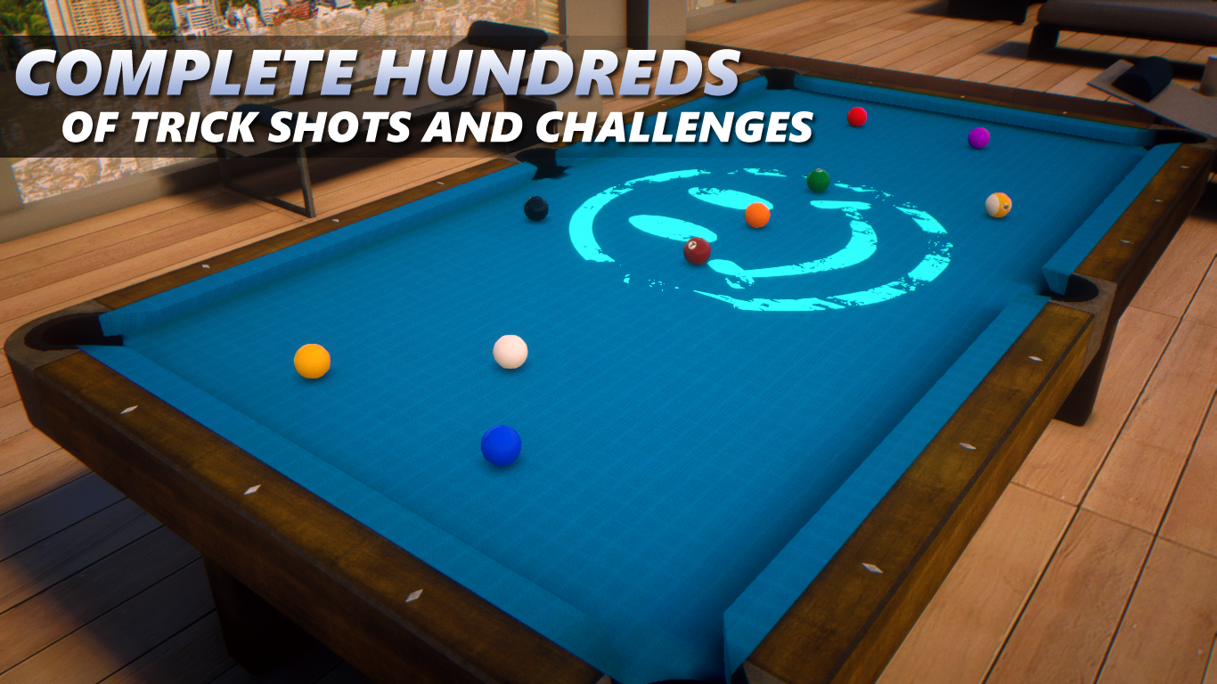Cue Billiard Club: 8 Ball Pool- screenshot