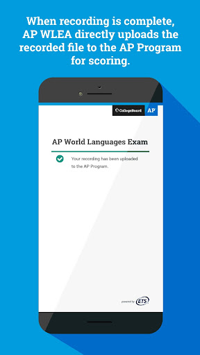 AP World Languages Exam App (AP WLEA) screenshot 3
