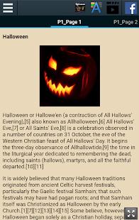Halloween History - náhled