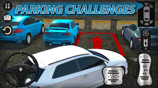 Code Triche Car Parking 2020 pro : Open World Free Driving mod apk screenshots 5