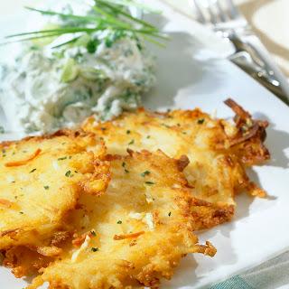Pikante Kartoffelpuffer
