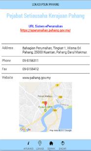 ePerumahan Pahang - náhled