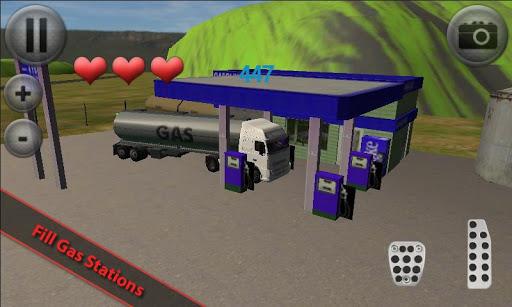 Euro Truck Parking screenshot 4