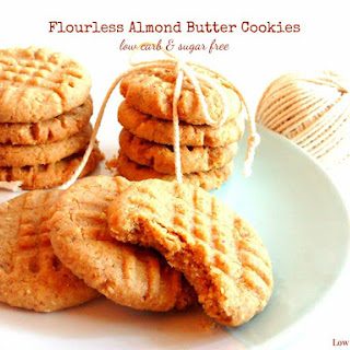 Almond Butter Cookies Sugar Free Recipes