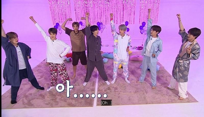 Run BTS Ep 97 Funny scenes